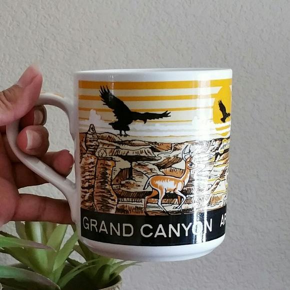 Vintage Grand Canyon Mug Cup